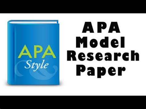 Where To Buy Apa Research Papers - Behaviororg